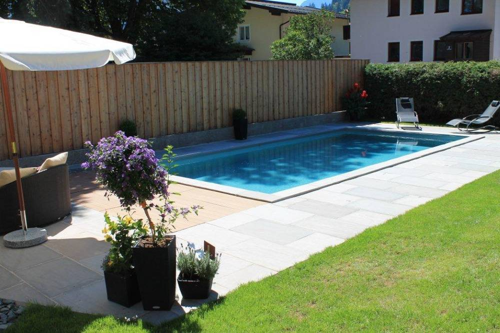 Living pool garten wammes for Garten pool 6m